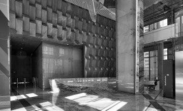Mermerler Plaza İç Mimari